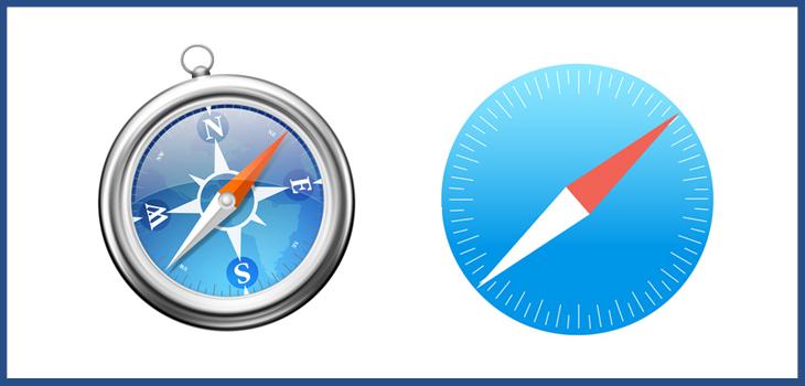 Flat Design iOS7
