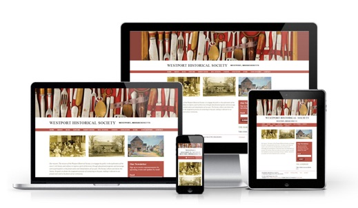 Responsive website mobile friendly