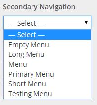 NavigationSecondaryHeader